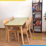 Cách chọn bộ bàn ăn 4 ghế cho nhà bếp